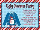 Ugly Sweater Party Invitation Poem Tacky Christmas Sweaters Quotes Quotesgram
