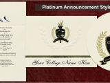 Uh Graduation Invitations University Of Houston Graduation Announcements