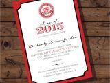 Uh Graduation Invitations University Of Houston Victoria Graduation Announcement