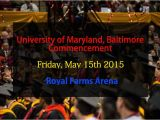 Umd Graduation Invitations University Of Maryland Baltimore Commencement Parking