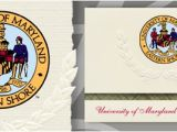 Umd Graduation Invitations University Of Maryland Eastern Shore Graduation