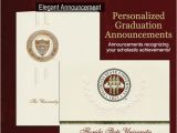 Umd Graduation Invitations Welcome to the Signature Announcements College Graduation