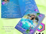 Under the Sea Quinceanera Invitations Beach theme Invitations Under the Sea Party Pinterest