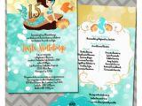 Under the Sea Quinceanera Invitations Under the Sea Quinceanera Invitations Turquoise 15th