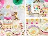 Unicorn Birthday Invitations Party City Best 25 Unicorn Party Supplies Ideas On Pinterest