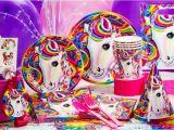 Unicorn Birthday Invitations Party City Lisa Frank Rainbow Horse Party Supplies Party City Canada