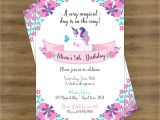Unicorn Invitations for Birthday Party Unicorn Invitation Unicorn Birthday Invitation Unicorn