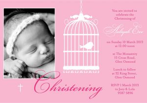 Unique Baptismal Invitation for Baby Girl Baptism Invitation Baptism Invitations Baptism