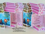 Unique Baptismal Invitation Philippines Disney Brave Princess Merida Party Invitations