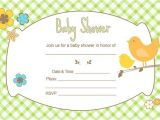 Unisex Baby Shower Invites Templates Uni Baby Shower Invitations Uni Baby Shower