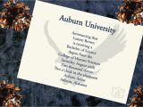 University Graduation Invitation Wording Items Similar to Auburn University Graduation Announcement