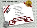 University Of Phoenix Graduation Invitations University Graduation Announcements Item Grfb1005