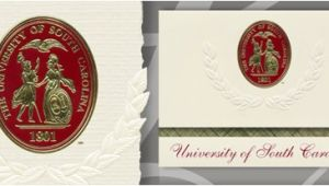 University Of south Carolina Graduation Invitations University Of south Carolina Graduation Announcements