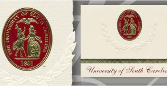 University Of south Carolina Graduation Invitations University Of south Carolina Graduation Announcements