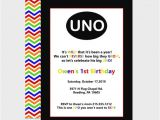 Uno Party Invitations Uno Birthday Party Invitations Colorful Game by