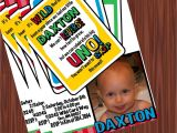 Uno Party Invitations Uno Invitation Mimi 39 S Dollhouse