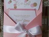 Unusual Baby Shower Invitations Unique Baby Shower Invitations 2015 It S A Girl