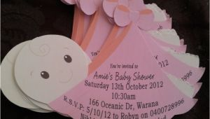 Unusual Baby Shower Invitations Unique Baby Shower Invitations for Girl