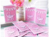 Upscale Baby Shower Invitations Luxury Baby Shower Invitations for A Girl by Diannaswonderland