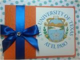 Utep Graduation Invitations Any College University Invitations Announcements Utep