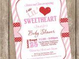 Valentine Baby Shower Invitations something New Valentine's Day Baby Shower Invitations