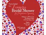 Valentine Bridal Shower Invitations Valentine 39 S Day Bridal Shower Invitation Zazzle