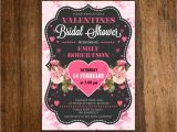 Valentine Tea Party Invitations Free On Sale Winter 2016 Valentine Bridal Shower Invitation