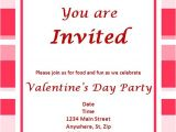 Valentines Party Invitation Ideas Valentines Party Invitations Party Ideas