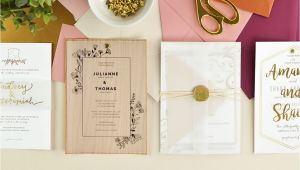 Vellum Wrap for Wedding Invitations 4 Ways to Diy Elegant Vellum Wedding Invitations Cards