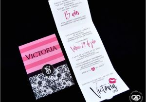 Victoria Secret Bridal Shower Invitations 1000 Ideas About Victoria Secret Party On Pinterest