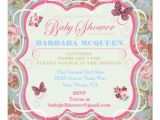 "Victorian Baby Shower Invitations Victorian Floral Baby Shower Invitations 5 25"" Square"
