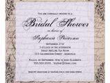 Victorian Bridal Shower Invitations Vintage Victorian Bridal Shower Invitation