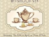 Victorian Tea Party Invitation Wording Elegant Victorian Tea Party Ideas for An Old Styled Get