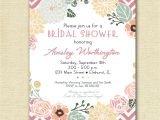 Vintage Bridal Shower Invitations Etsy Bridal Shower Invitations Etsy Template Resume Builder