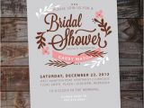 Vintage Bridal Shower Invitations Etsy Items Similar to Vintage Bridal Shower Invitation On Etsy