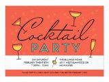 Vintage Cocktail Party Invitations Retro Vintage Cocktail Party Invitation Zazzle