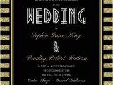 Vintage Hollywood Wedding Invitations Old Hollywood Glamour Wedding Ideas Wedding Paperie