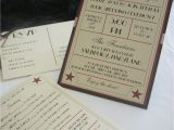 Vintage Hollywood Wedding Invitations This and that Creations 1940 39 S Old Hollywood Wedding