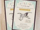 Vintage Stork Baby Shower Invitations Boy Baby Shower Invitation Printable Vintage Stork Baby