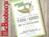 Vintage Stork Baby Shower Invitations Vintage Storybook Stork Baby Shower Invitations
