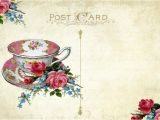 Vintage Tea Party Invitations Free Vintage Tea Party Invitation Template – orderecigsjuicefo