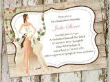Vintage themed Bridal Shower Invitations Vintage Garden Country Bridal Shower Invitations Online