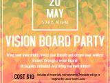 Vision Board Party Invitation byob Vision Board Party Tickets Sat May 20 2017 at 6