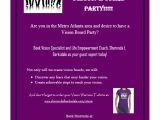 Vision Board Party Invitation Vision Board Party Invitation Invitation Librarry