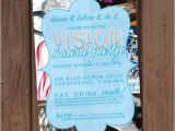 Vision Board Party Invitation Wording Holiday Christmas Vision Board Party Invitation