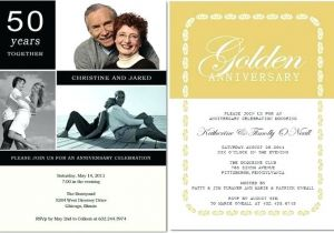 Vistaprint 50th Wedding Anniversary Invitations 50th Wedding Anniversary Invitations Tanieprzeprowadzki Info