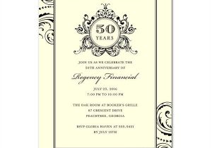 Vistaprint 50th Wedding Anniversary Invitations Business Anniversary Cards Business Anniversary Cards