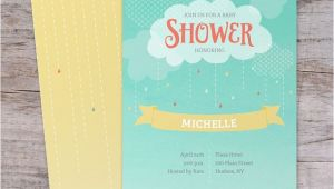 Vistaprint Baby Shower Invites Baby Shower Invitation Vistaprint