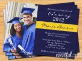 Walgreens Graduation Party Invitations Class Of 2013 Graduation Invitation Card Print at