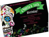 Walgreens Photo Birthday Invitations Dia De Los Muertos Birthday Invitations Walgreens Pic Paper